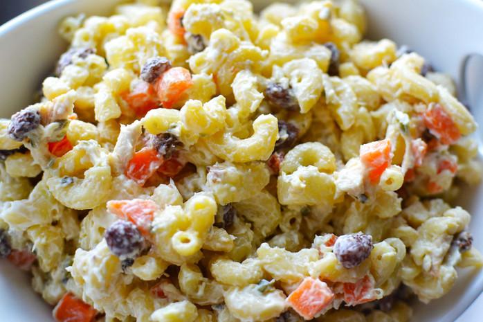 #FilipinoFoodSessions - Macaroni Salad
