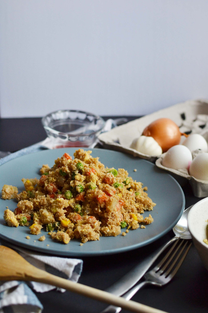 Cauliflower Fried Rice - My Verdict on this Trendy Substitution