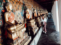 Bangkok Guide -  How to get to Wat Arun & Wat Pho using Public Transit