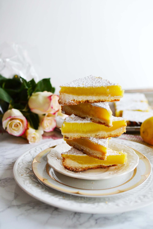 Ina Garten Lemon Squares