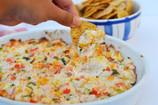 Hot & Cheesy Crab Dip