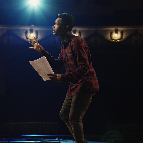 Drama School Audition Tape Feedback