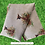 Thumbnail: Wheat and Lavender bag - Heat pack/Chill pack - Healing Pain relief GIRAFFES