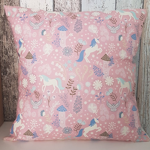 GLOW IN THE DARK Unicorns - Complete Cushion OR Cover only