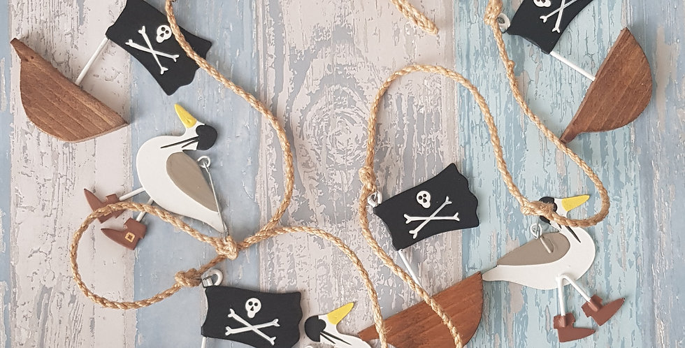 Pirate Garland