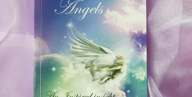 Angel Book - Embracing our Angels - by Mary Jac