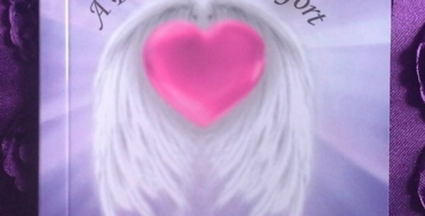 Angel Blessings Poems & Prayers Book - A Pocketful of Comfort - by Mary Jac
