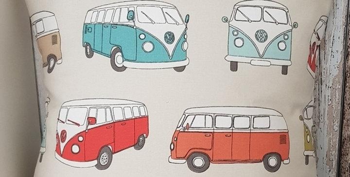 Camper van cushion cover  - MULTI - VW Camper Van