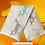 Thumbnail: Wheat & Lavender bag - Heat/Chill pack - Healing, Pain relief - Scandi Fox