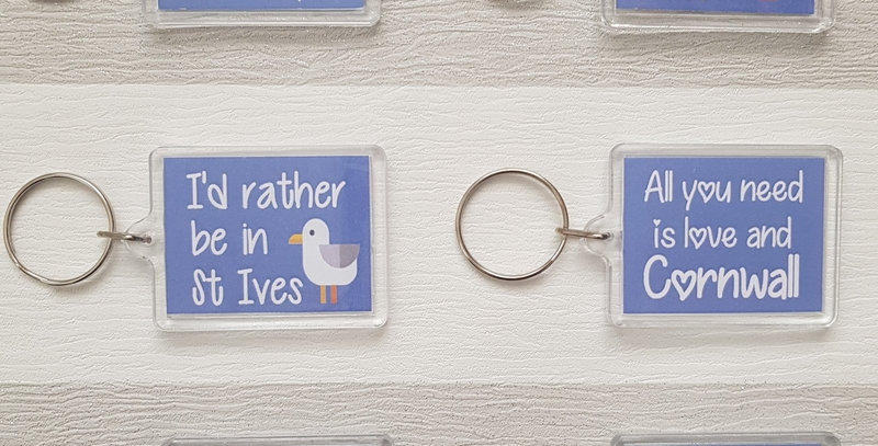 Keyrings - various - choose your option