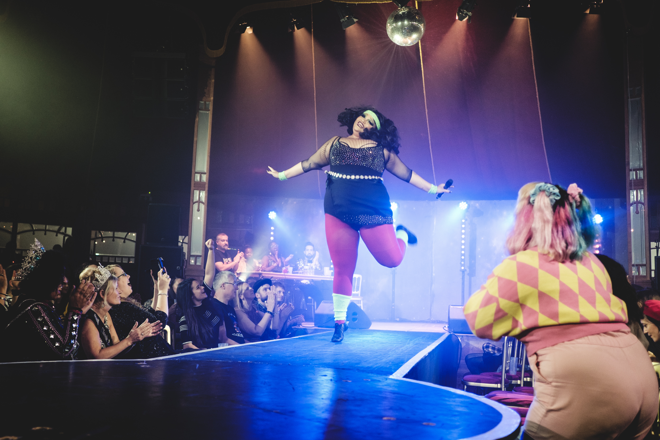 Bristol's Big Drag Pageant