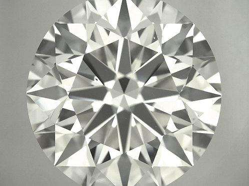 10.36 ct. Diamant im Brillantschliff