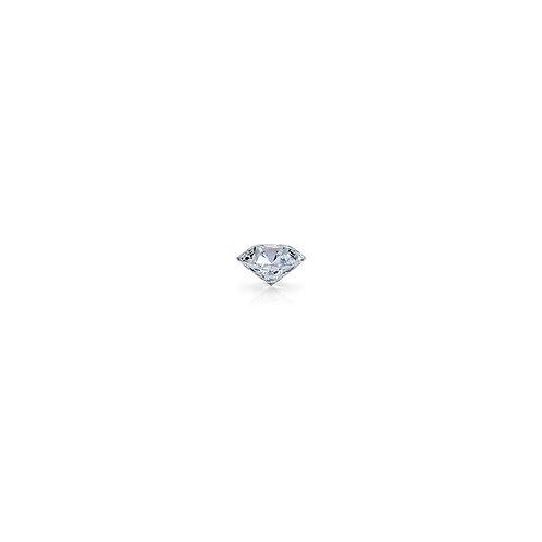 0.75 ct lupenreiner Diamant