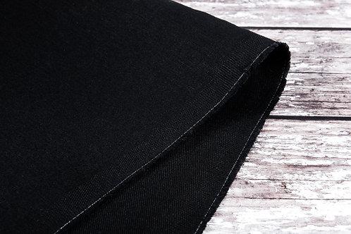 Cotton Drill (Black or White)