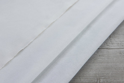 White Medium Cotton