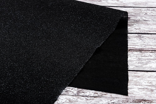 Fusible Cotton - Black