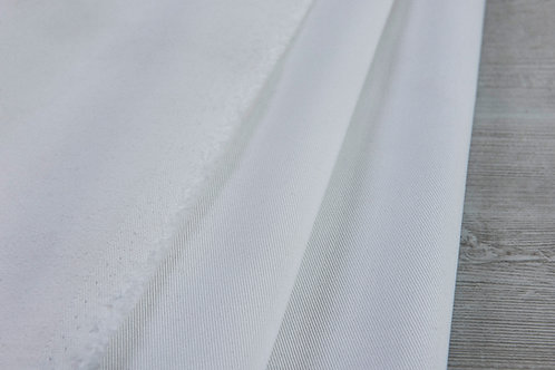 Sateen Lining - White or Ivory