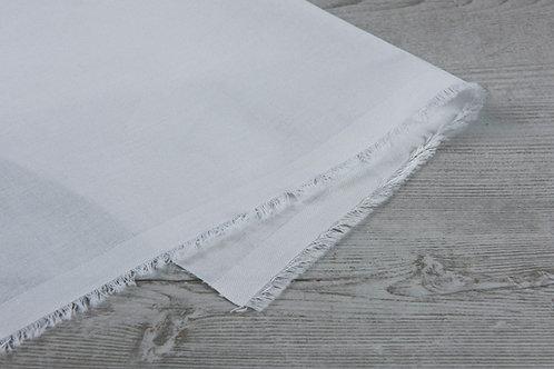Lightweight Cotton MS1 (White & Natural)