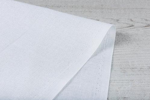 Fusible Cotton - White