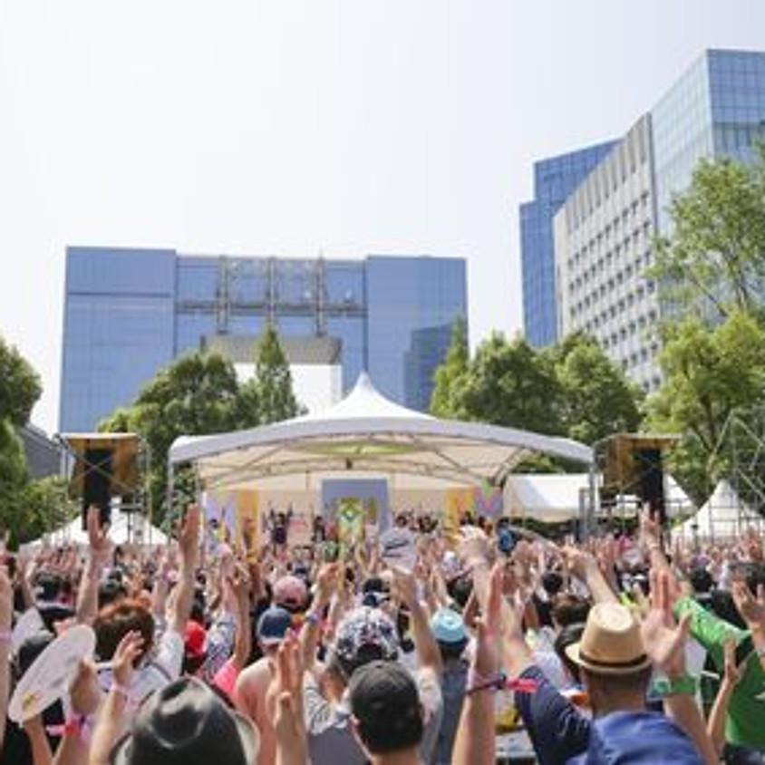 Festival Latin 2021 di Odaiba Tokyo