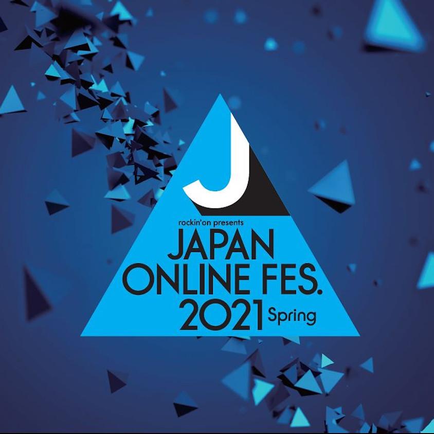 JAPAN ONLINE FESTIVAL 2020 Spring