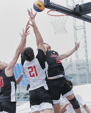 READY STEADY TOKYOバスケットボール©Tokyo 2020.jp