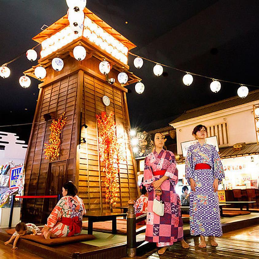 Tokyo Oedo Onsen Monogatari