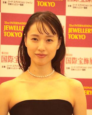 第32回日本ジュエリーベストドレッサー賞