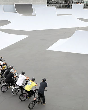 READY STEADY TOKYOー自転車競技(BMX フリースタイル)©To