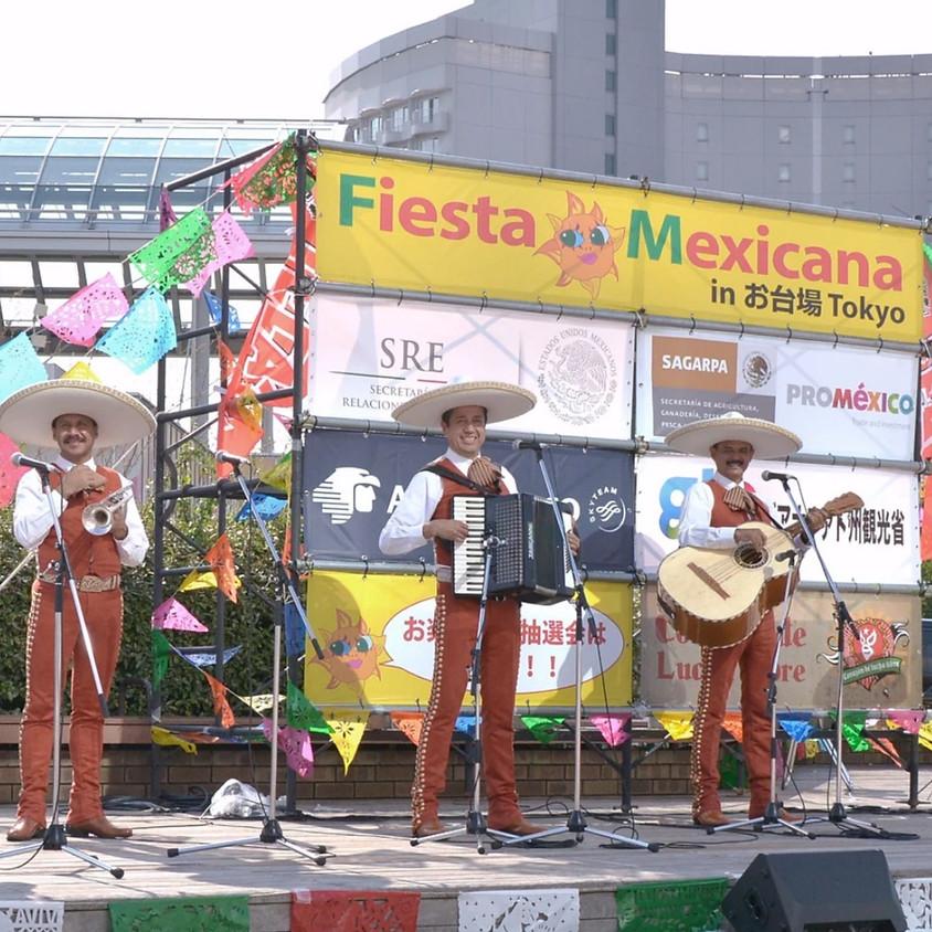 Ladina festival 2021 Odaiba Tokyos