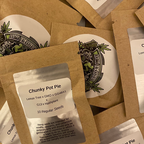 Chunky Pot Pie (REGS)