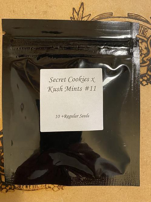 Secret Cookies x Kushmints 11