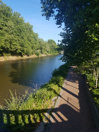Cedar River Walk in Renton