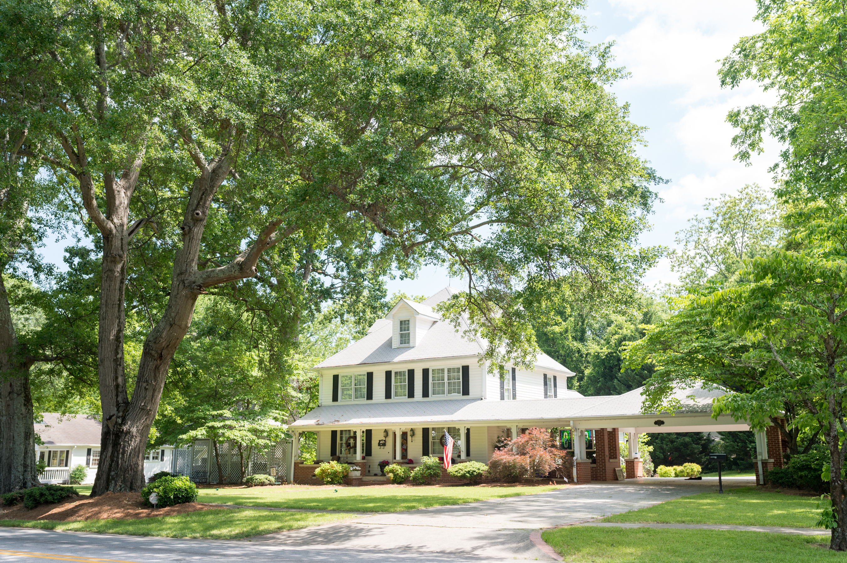 Tallapoosa Historic Home