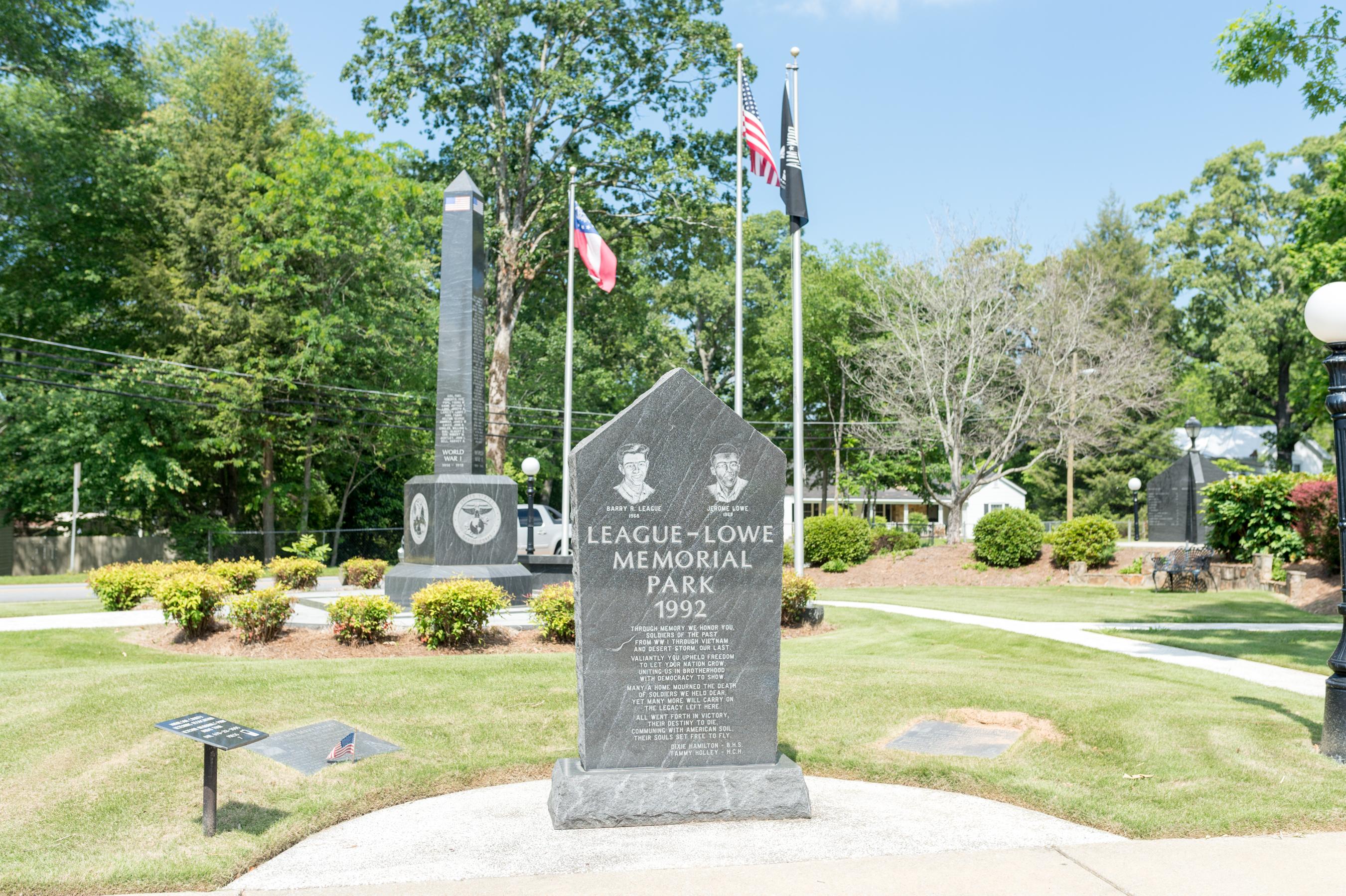 Tallapoosa Veterans Park