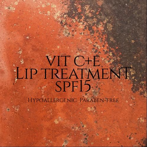 VIT C+E LIP TREATMENT.