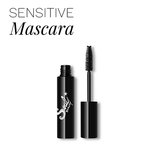 SENSITIVE MASCARA SPF15