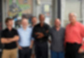 Chris Walker, Alan Ravenscroft, Simon Fanthorpe, Morgan Freeman, Glen Bates, Bill Luckett