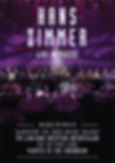 Hans Zimmer Live In Prague DVD cover (lr