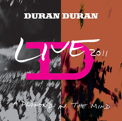 Duran Duran - A Diamond In The Mind