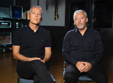 Tears for Fears: Songs from the Big Chair - Coming to BBC Four, February 14th