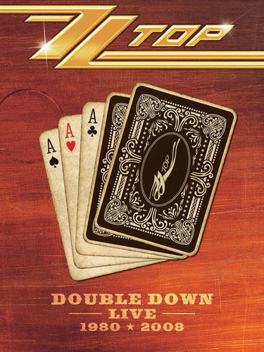Lr ZZ Top - Double Down - DVD - Cover.jp