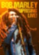 Bob Marley - Uprising Live - DVD - Cover