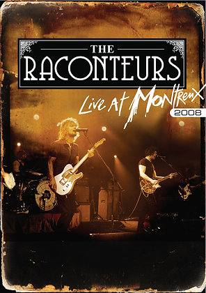 Raconteurs - Live At Montreux 2008
