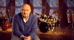 Phil Collins Going Back To Detroit