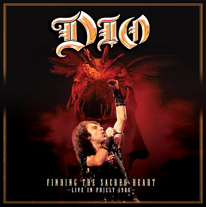 Dio - Finding The Sacred Heart: Live in Philly 198