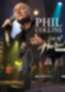 Phil Collins - Montreux - DVD - Cover.jp