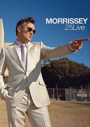 Morrissey - 25:Live