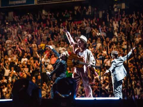 Take That's Epic Greatest Hits Live Tour 2019 Set For Release As A Concert Film 15th November 2019