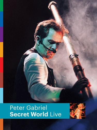 LR Peter Gabriel - Secret World - DVD -
